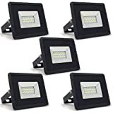 5-er Pack - ZONE LED SET - 10W - LED Strahler