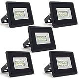 5-er Pack - ZONE LED SET - 10W - LED Strahler, LED...