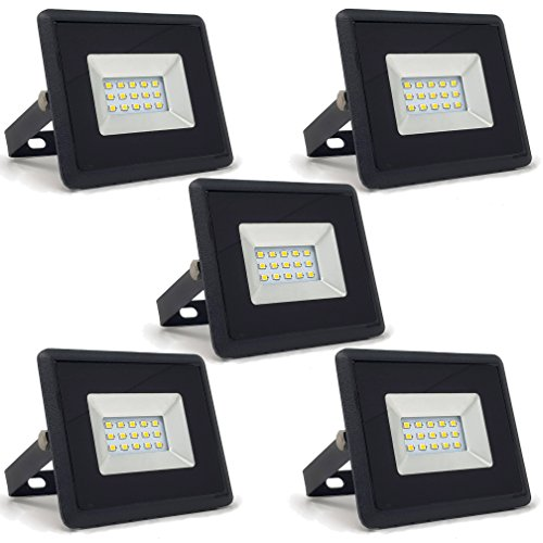 Conjunto de 5 - ZONE LED SET - 10W - Led Foco,...