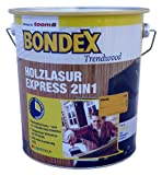 4 L Bondex 2in1 Express Lasur Kiefer 732