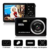 Digital camera - 3'' TFT LCD Display Rechargeable kids digital camera with 20mp