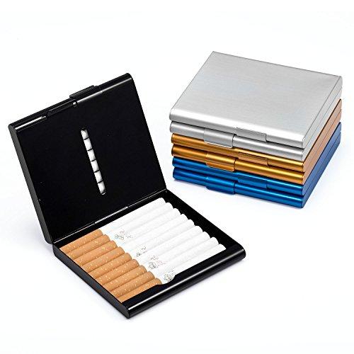 Zoom IMG-1 hbf portasigarette metallo colorato accessori