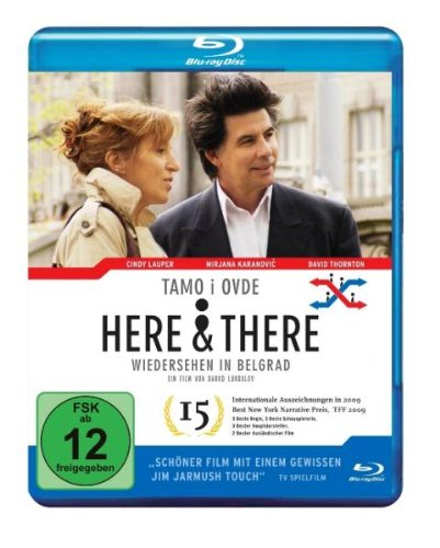 Here and There [Blu-ray]