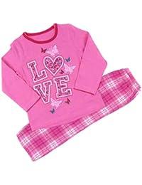 Jeunes Filles Départ Entrepôt Pyjamas Vêtements de nuit Three Styles 12-18M POUR 7-8Y QUELQUES DERNIERS