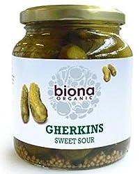 Biona Organic Gherkins 350g