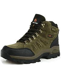 MHSXN Scarpe da Trekking da Escursionismo Uomo Scarpe da Trekking Traspiranti da Indossare Casual Scarpe da Montagna Scarpe da Viaggio Junior da Uomo con Uso…