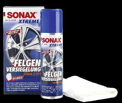 Sonax Schützt Leichtmetall- und Stahlfelgen