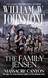 Massacre Canyon (The Family Jensen, Band 5)