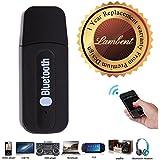 Lambent 3.5mm USB Wireless Bluetooth Music Audio Receiver Gadget