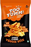 #2: TooYumm! Veggie Stix, Cheese and Herbs, 60g