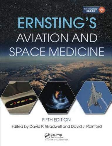 Ernsting's Aviation and Space Medicine 5E (Luft-und Raumfahrtmedizin)