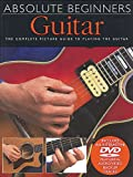 Die besten Hal Leonard Corp. Hal Leonard Hal Leonard Corporation Hal Leonard Hal Leonard Corp. Guitar Instruction Books - Absolute Beginners - Guitar: Book/DVD Pack Bewertungen