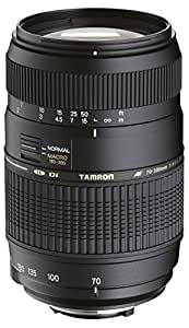 Tamron AF70-300mm F/4-5.6 Di LD Macro Lens for Nikon DSLR Camera
