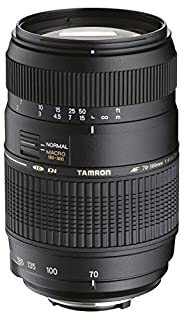 "Tamron AF017NII-700 AF 70-300mm 4-5,6 Di LD Macro 1:2 digitales Objektiv mit ""Built-In Motor"" für Nikon (B0012UUP02)   Amazon Products"