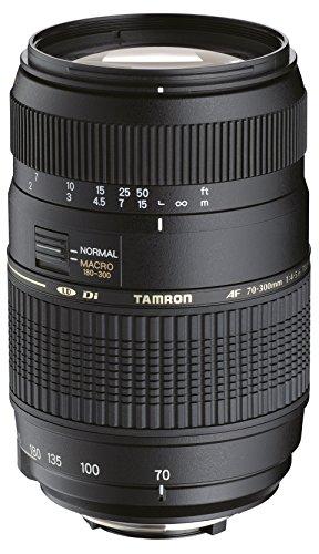 """Tamron AF017NII-700 AF 70-300mm 4-5,6 Di LD Macro 1:2 digitales Objektiv mit \""""Built-In Motor\"""" für Nikon"""