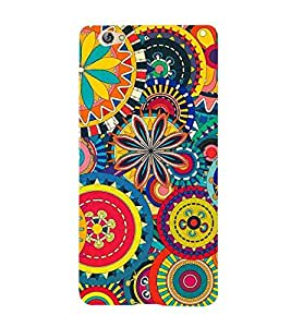 Unique print Back cover for Gionee S6