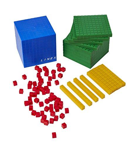 Linex Base de plástico 10contar Kit