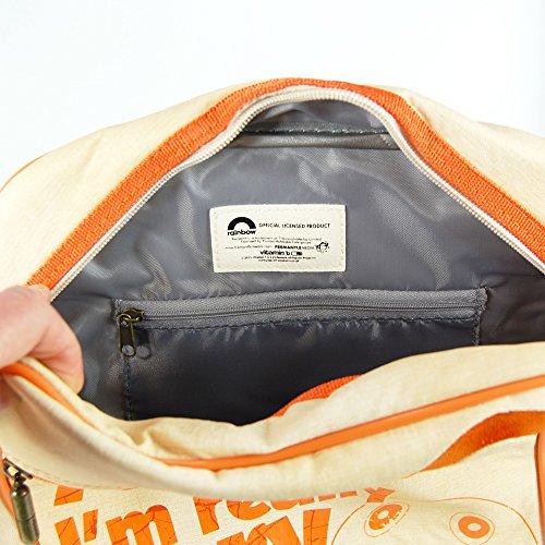 Vitamin T - Portatrajes de viaje multicolor multicolor (H) 35cm x (W) 27cm