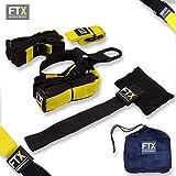 Profi Suspension Trainer Basic schwarz-gelb