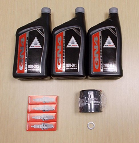 New 2004 - 2013 Honda VT 750 VT750 Shadow OE Basic oil Service tune-up kit