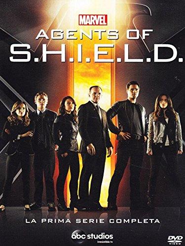 agents of s.h.i.e.l.d. 1a serie – 6 dvd – vendita [Italia] 51Mi6XZtwvL