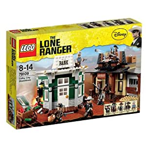 LEGO The Lone Ranger 79109: Colby City Showdown