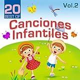 20 Best of Canciones Infantiles Vol. 2