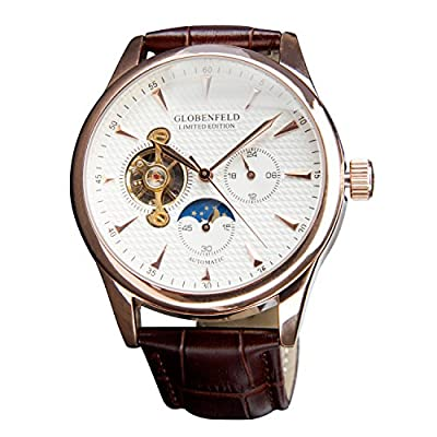 Globenfeld | Limited Edition Antique Rose Men's Automatic Watch