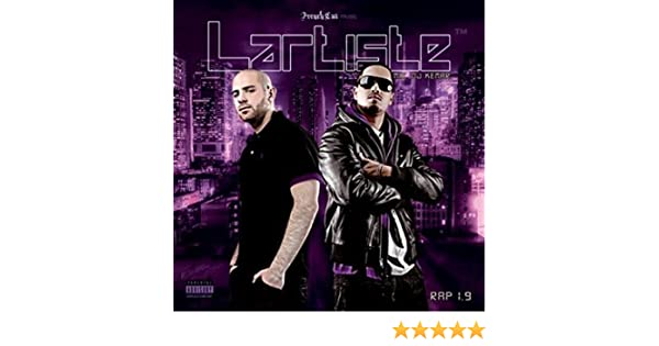 LARTISTE 1.9 RAP ALBUM TÉLÉCHARGER