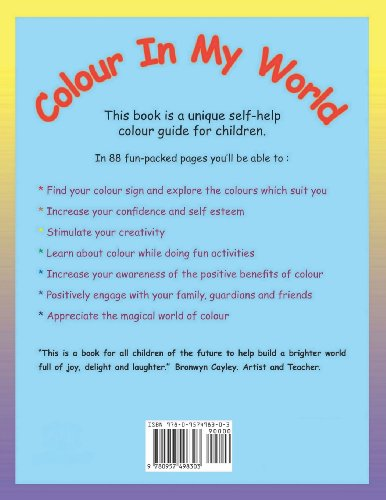 Colour in My World