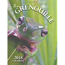 La Grenouille 2018 Calendrier (Edition France)