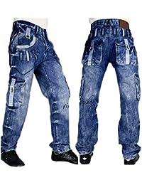 Peviani Hommes Blanchie À L'acide G Jeans Pantalon Étoile Jeans Hip Hop Temps Est Argent Staf