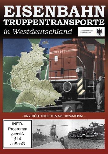 Eisenbahn - Truppentransporte der Bundeswehr