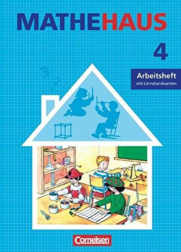 Mathehaus - Ausgabe B / 4. Schuljahr - Arbeitsheft,