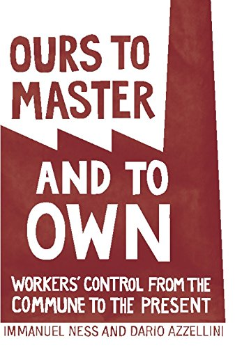 Ours To Master And To Own por Immanuel Ness