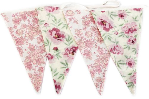 english-rose-fabric-bunting-3-meters-shabby-chic-country-garden-vintage-style-by-carousel-home-and-g