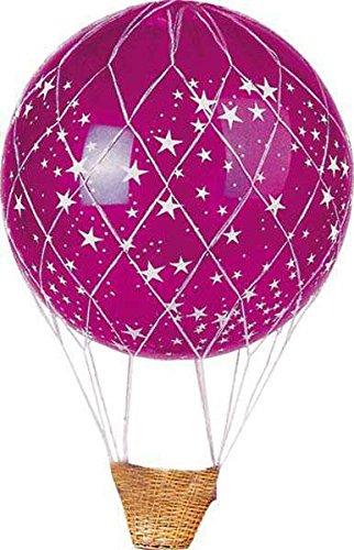 Netz montgolfiere für ballon, 1 m, ohne Wanne und Ball Bastschirm - Ballon-netz