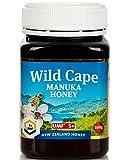 Wild Cape UMF 5+ (MGO 83+) Eastcape Manuka Honig, 500g