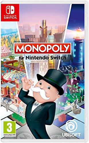 Monopoly -[AT-PEGI] - [Nintendo - Switch Monopoly Spiel