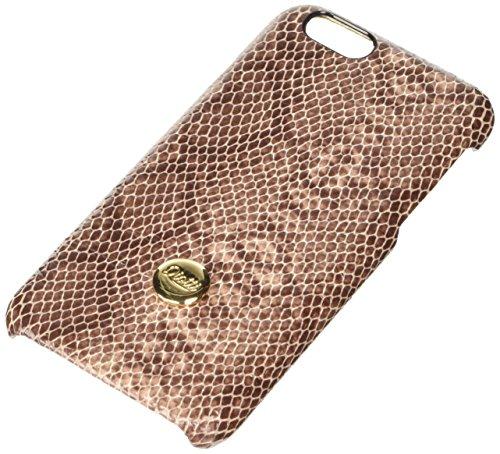 QIOTTI QX-C-0930-10-IP6 Snapcase Q.Snap Snake Premium Echtleder für Apple iPhone 6/6S lila Apple Iphone Snap Lila