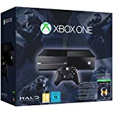 Xbox One Console with Halo: The Master Chief Collection