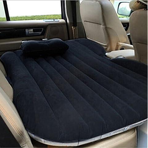 Coche dormitorio cama de aire cojín móvil Viajes inflación asiento posterior más grueso colchón extendido50 con un conjunto completo de