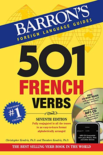 501 French Verbs (501 Series) por Christopher Kendris
