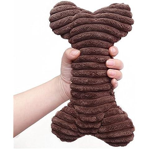 giocattolo osso suono cane Teddy VIP Bichon