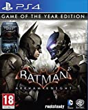 Warner Bros Batman: Arkham Knight, PS4 Game of the Year PlayStation 4 English video game - Video Games (PS4, PlayStation 4, Action / Adventure, M (Mature), Physical media)