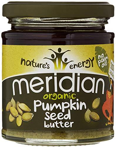 (4 PACK) - Meridian - Org Pumpkin Seed Butter | 170g | 4 PACK BUNDLE