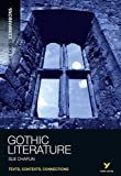 York Notes Companions Gothic Literature