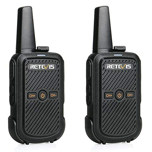 Retevis RT15 Mini Walkie Talkie 2W VOX 16CH 50 CTCSS 208 DCS...