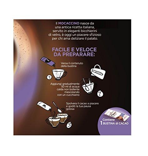 + Nescafé – Caffè Golosi, Mocaccino Preparato Solubile in Polvere al Caffè e Cacao – 3 confezioni da 10 buste (10 tazze) l'una [30 buste, 30 tazze] confronta il prezzo online