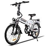 51MiQD UsCL. SS150 Speedrid Bici elettrica Pieghevole per Bici elettrica, Pneumatici 26/20 Ebike Bici elettrica per Bici con Motore…